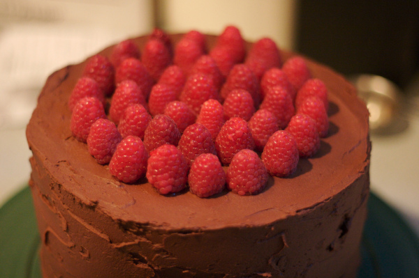 Roland Tanglao_Chocolate Raspberry Cake_Flickr CC 2.0